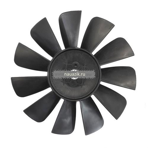 Вентилятор в сб. (пластм.) 11-лопастной