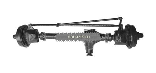 Мост передний УАЗ-469 редукторный+