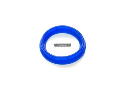Уплотнитель крышки клапанов (свечного колодца) ЗМЗ-405,406,409 ЕВРО-3/ЕВРО-4 синий силикон