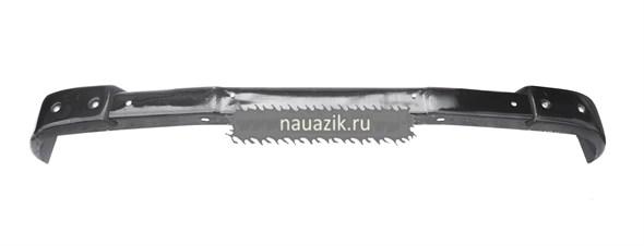 Бампер передний УАЗ 469 (с пластмассовыми углами)
