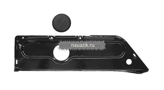 Боковина капота правая УАЗ-452 карбюраторная