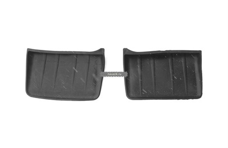 Брызговики передние/задние крыла УАЗ Патриот (компл. из 2 -х шт)