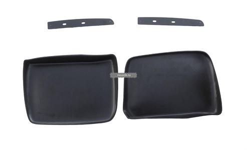 Брызговик резиновый задний УАЗ Профи (к-т из 2х шт.)