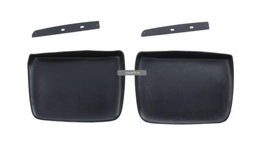 Брызговик резиновый передний УАЗ Профи (комплект из 2х шт.)