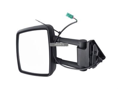 Зеркало заднего вида с электроподогревом левое УАЗ Профи