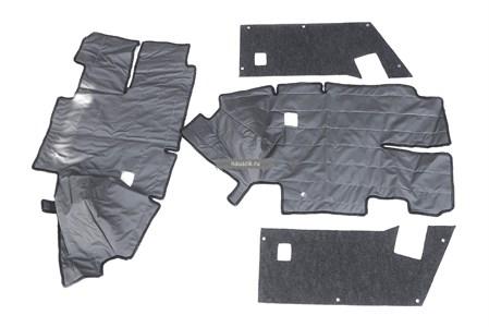 Обивка багажника УАЗ Хантер (из 4-х шт)