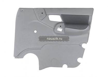 Обивка передней двери с накладкой правая УАЗ Патриот