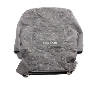 Обивка спинки сиденья (велюр) УАЗ Патриот 3163