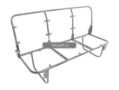 Остов трехместного сиденья УАЗ 469