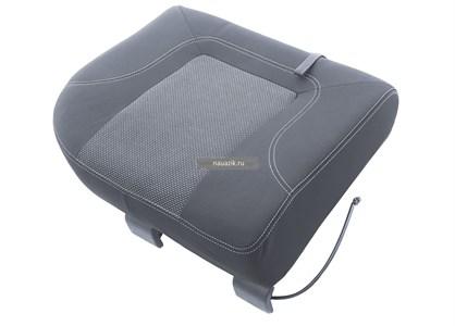 Подушка заднего одноместного сидения УАЗ Патриот с 2015г с эл. обогревом