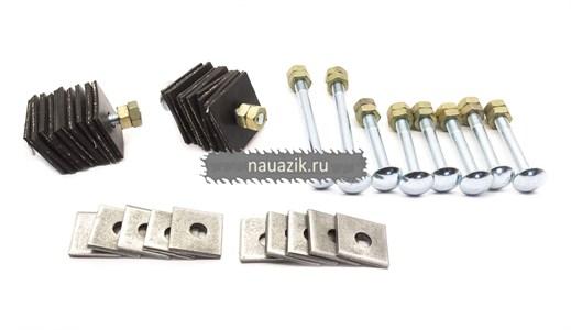 Подушки кузова УАЗ 452 (10 шт) завод