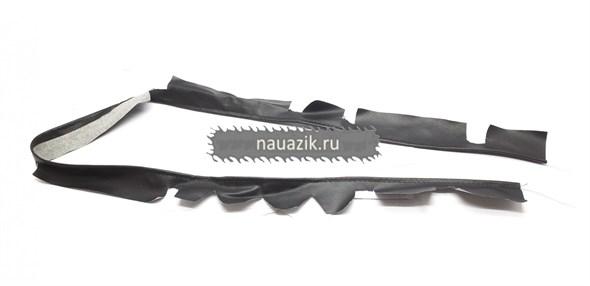 Прокладка переднего крыла УАЗ 469, Хантер (дермантин)