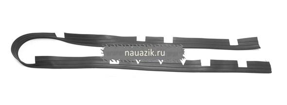 Прокладка переднего крыла УАЗ 469, Хантер  (резин.)