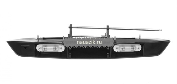 Ручка двери задка Патриот (с 2015 г.в) под камеру (темно-серый)