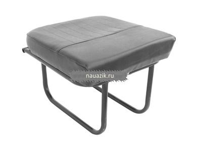 Сиденье одноместное жесткое (пуфик) УАЗ 3909