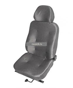 Сиденье водительское мягкое УАЗ 452 (на салазках)