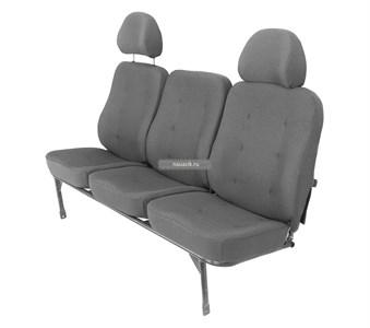 Сиденья люкс УАЗ 469 (к-т 5 шт.)