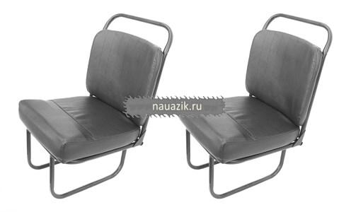 Сиденья передние жесткие УАЗ 469 (комплект)