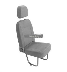 Сиденье санитарное медбрата (мягкое) левое УАЗ 2206