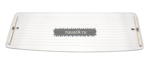 Стекло двери задка с обогревом (белое) УАЗ Патриот до 2014г.