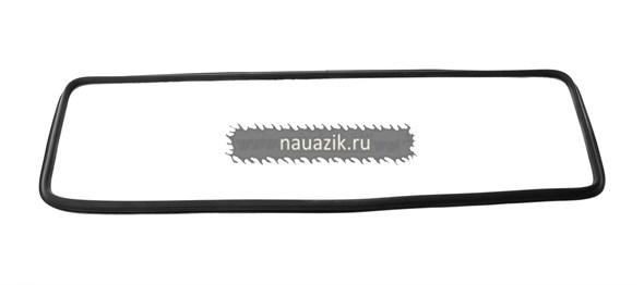 Стекло задка кабины УАЗ Пикап (с подогревом и уплотнителем)