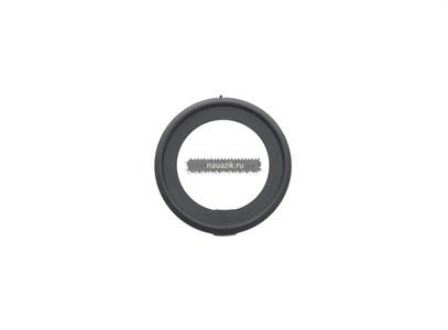 Уплотнитель вставки замка  двери ( уплотнительное кольцо) УАЗ