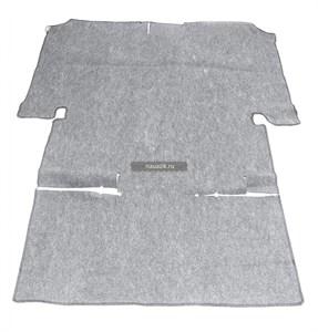 Утеплитель пола УАЗ 3153, 3159 с багажным отсеком (ковролин)