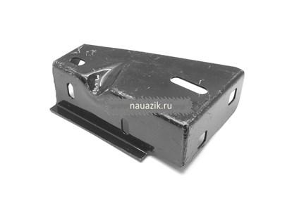 Кронштейн крепления переднего бампера УАЗ-3160 левый