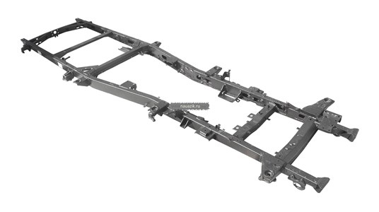 Рама для а/м 39094 ЗМЗ-4091  крепление кузова н/о