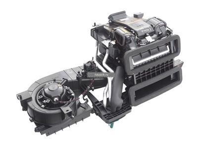 Модуль системы отопления с кондиционером без доп. отопителя н/о