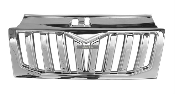 Решетка радиатора УАЗ Патриот до 2014г. под Прадо хром.