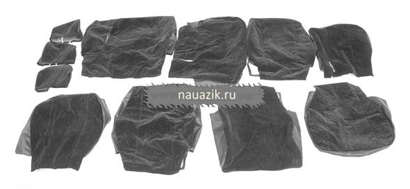 Чехлы сидений УАЗ Патриот (автомоб.ткань) (сиденья Рекстон 2012-14г.г.)