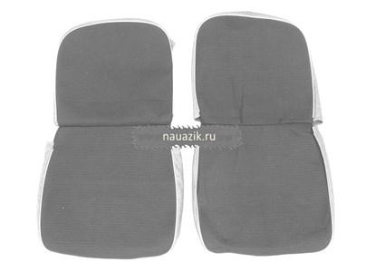 Чехлы сидений жесткие 2 мест. (автомоб. ткань) УАЗ 452 / 469
