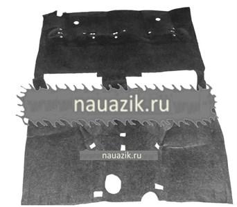 Покрытие пола салона УАЗ Патриот (ковролин)
