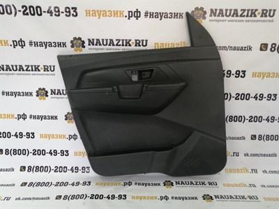Обивка передней двери левая УАЗ Патриот с 2015г.в.