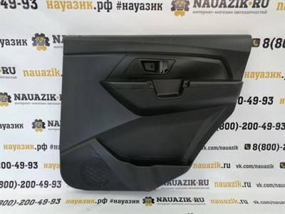 Обивка задней двери правая УАЗ Патриот с 2015 г.в.