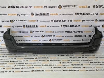 Бампер задний УАЗ Патриот 3163 с 2015 г. Все цвета в ассортименте.