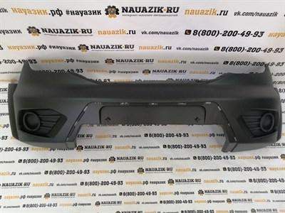 Бампер передний Патриот с 2015 г.в под окрас (оригинал)