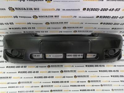 Бампер передний УАЗ Патриот до 2014 года под окрас