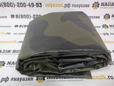 Тент УАЗ 2360 Карго, камуфляж, нового образца