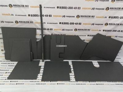 Обивка салона УАЗ Буханка 3962 цельнометаллический фургон (27 предметов)