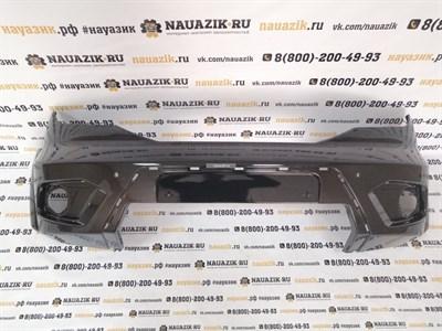 Бампер передний УАЗ Патриот с 2015 г. С отверстиями под парктроники. Все цвета в ассортименте.
