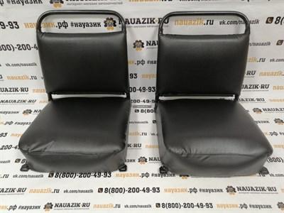 Сиденья передние жесткие УАЗ 452 Буханка (комплект)