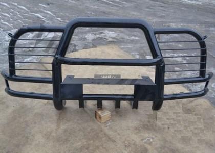 "Бампер передний ""Тайга2"" с площадкой под лебедку УАЗ 469 / Хантер"