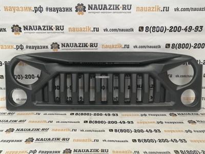 """Решетка радиатора (облицовка) """"Злая"""" УАЗ 469 УАЗ Хантер"""