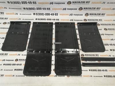 Комплект задних брызговиков с кронштейнами УАЗ Фермер (39094), УАЗ 33036