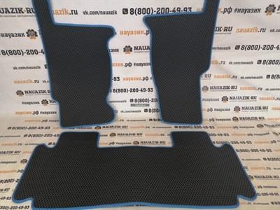 Коврики ево (evа, эво, ева) в салон УАЗ Патриот 3163 с 2015г.в.