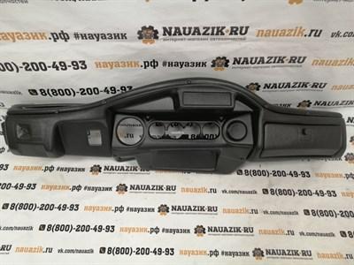 """Накладка на панель приборов """"Виола"""" УАЗ 469 / 3151"""