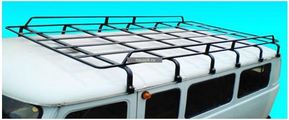"Багажник ""Удлиненный усиленный"" 12 опор 3 метра УАЗ 452 Буханка"