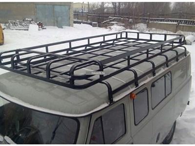"""Багажник УАЗ 452 Буханка """"Сахалин"""" 12 опор 3,2 м"""